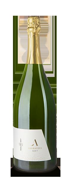 2016 Riesling Sekt Extra Brut Traditionelle Flaschengärung - 1,5l